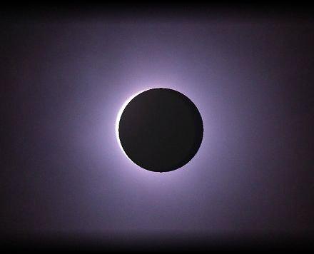 太陽の写真