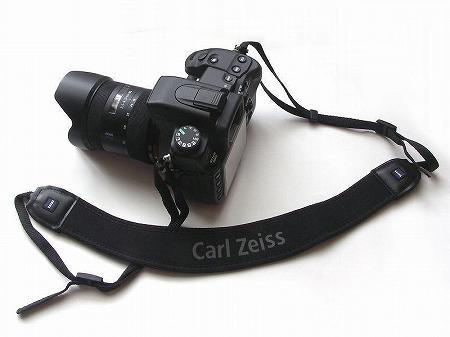 カールツァイス CZ 標準ワイドストラップ(一眼レフカメラにも使用可能) 02