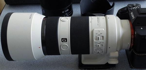 FE 70-200mm F4 G OSS(SEL70200G)純正フード