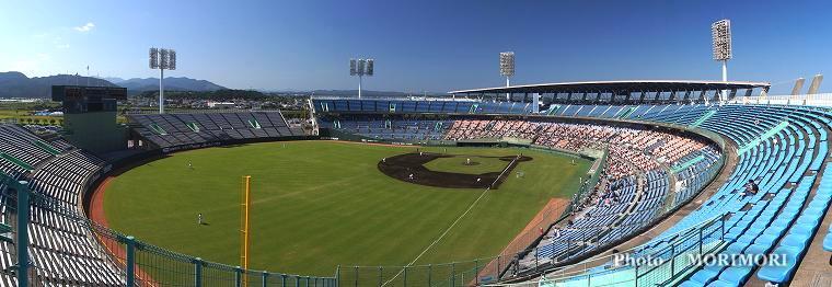 サンマリンスタジアム宮崎