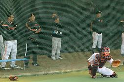 2014年読売巨人軍春季キャンプにて 01 松井