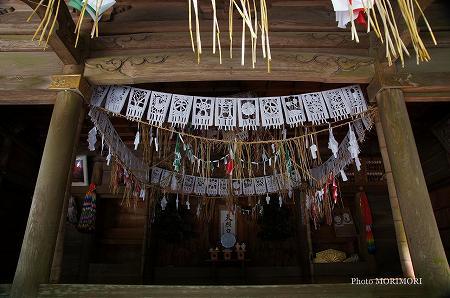 天岩戸神社 神楽殿 天安河原遥拝殿