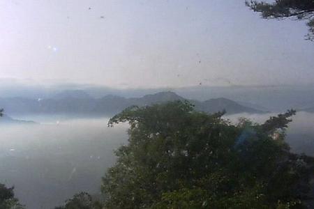 高千穂の雲海 平成23年5月20日 01
