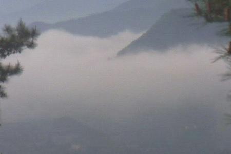 高千穂の雲海 平成23年5月20日 03