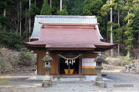祖母嶽神社 03