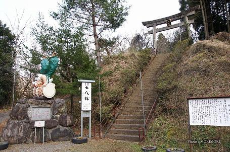 鉾神社 (高千穂町) 01