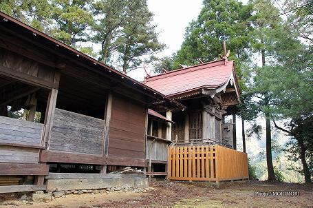 鉾神社 (高千穂町) 03