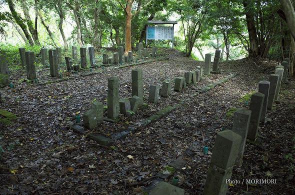 高千穂町 指定 史跡 西南の役官軍墓地