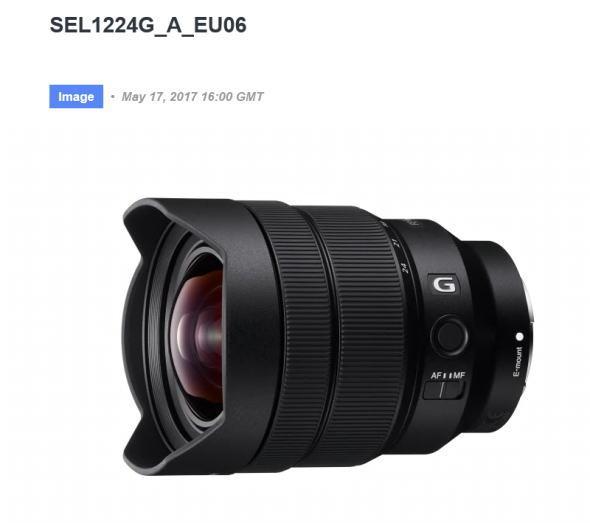 FE 12-24mm F4 G(SEL1224G)