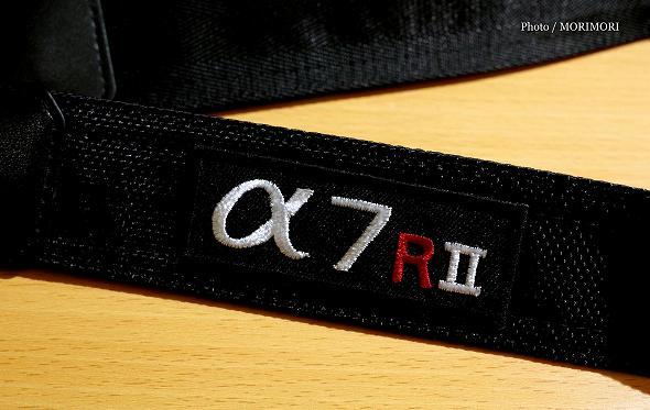 α7R�(α7R II ILCE-7RM2)ネックストラップ