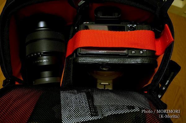 FE 200-600mm F5.6-6.3 G OSS SEL200600G 収納チェック バックパックLCS-BP3