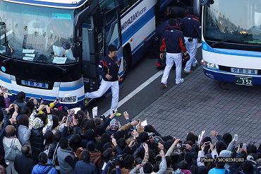 2013年WBC宮崎キャンプ(合宿)にて 02