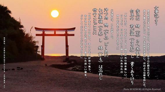 青島の朝日