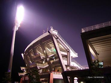 サンマリンスタジアム宮崎での公式戦 2004年 巨人-広島 07