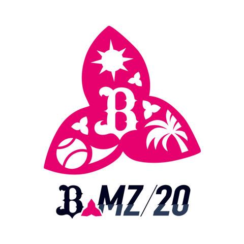 オリックス・バファローズ 2020年春季キャンプロゴ