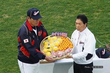 2013年WBC宮崎キャンプ(合宿)にて 07