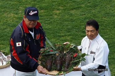 2013年WBC宮崎キャンプ(合宿)にて 08