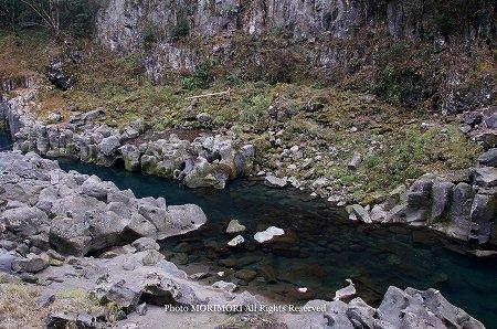 ハートの石 高千穂峡