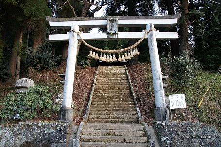 二ツ嶽神社(ふたつだけじんじゃ) 01