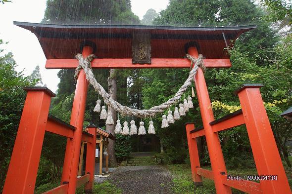 上野神社(高千穂町)1
