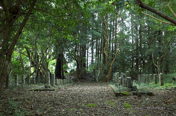 高千穂町指定 史跡 西南の役官軍墓地